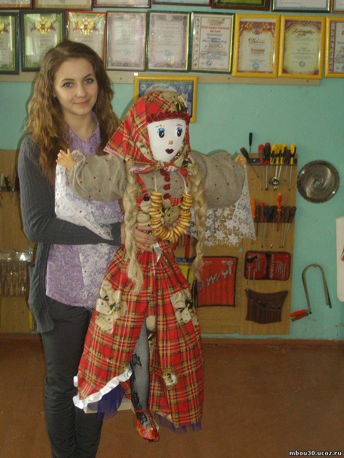 Конкурс кукол сделанные своими руками 54